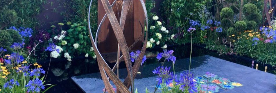 Brilliance in Bloom at RHS Hampton Court Flower Show