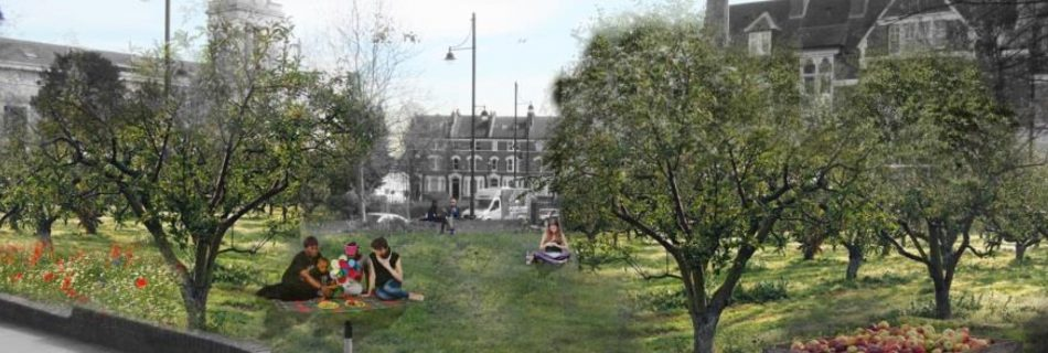 Brixton Orchard: A New Community Resource for London