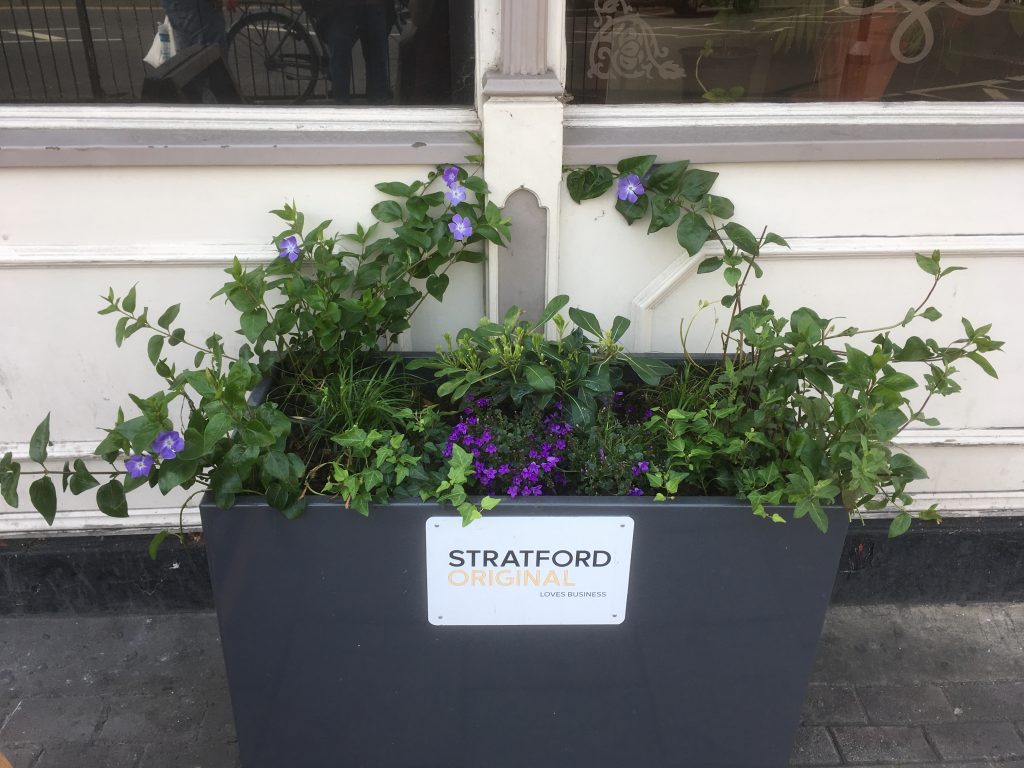 stratford planters urban growth