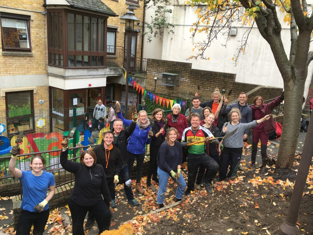 urban growth westminster bulb planting